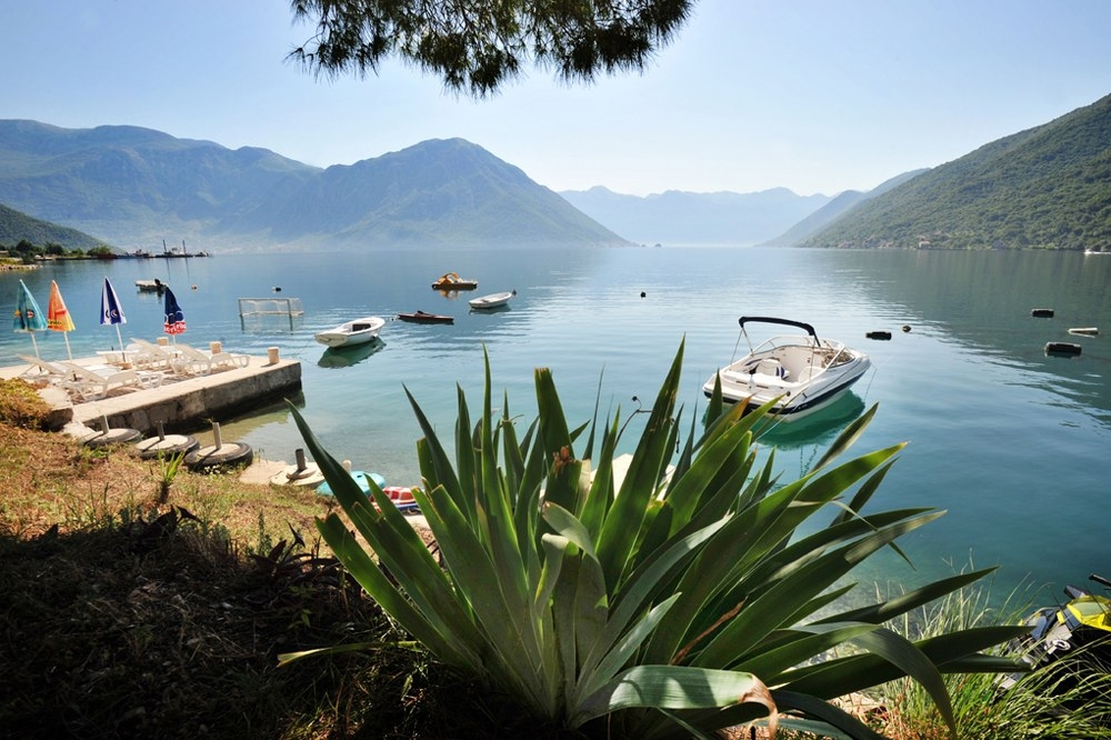 Uživanje kojem se vraćate - Morinj, Boka Kotorska