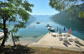 Uživanje kojem se vraćate - Morinj, Boka Kotorska - Apartmani pored mora