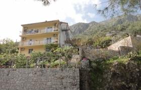 Apartmani pored mora, Morinj, Boka Kotorska